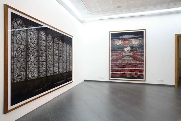 Andreas Gursky's Personal Exhibition