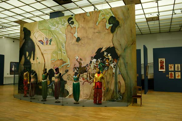 A Feast of Wonders: Sergey Diaghilev and the Ballets Russes